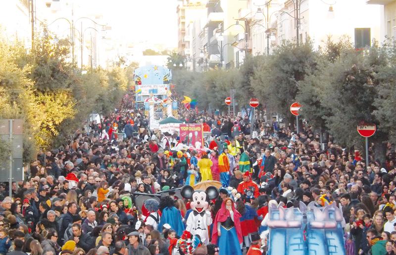 sfilata carnevale 2 marzo 2014
