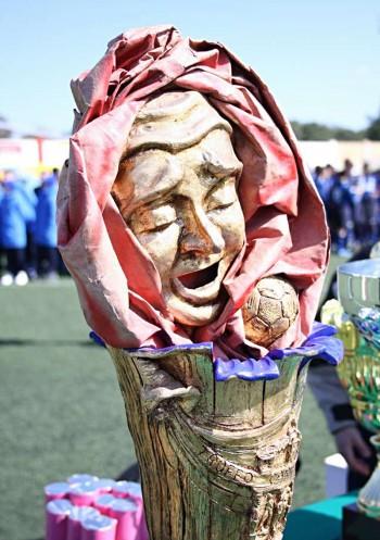Trofeo Carnevale di Gallipoli ( detentrice FC Inter)