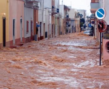 alluvione sannicola foto Francesca calo
