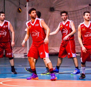 basket salento heat casarano 2014-15