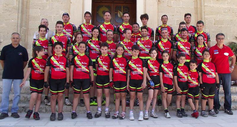 scuola di ciclismo gruppo