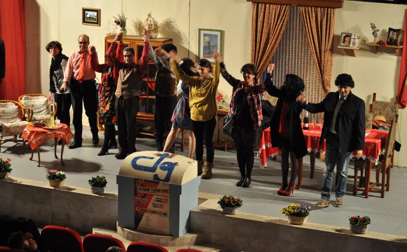 teatro gruppo Neviano