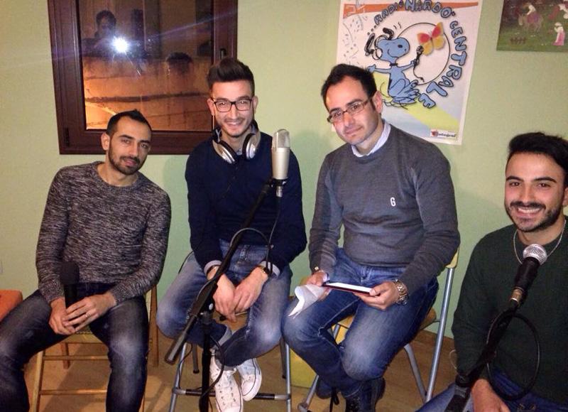 Carlo Vicedomini (calciatore Nardo Calcio), Giorgio Toma, Antonio Tondo, Lorenzo Falangone