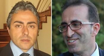 Cosimo Piccione e Luigi Colella
