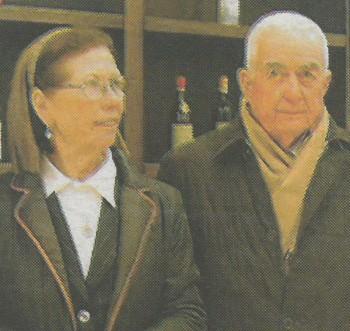 Maria Veschi e Carlo Coppola