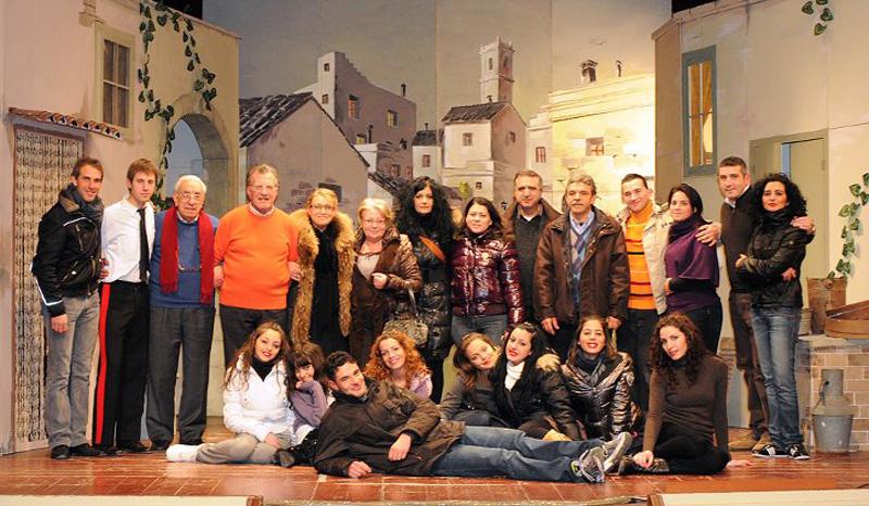 Piccolo Teatro, staff