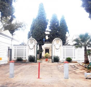 cimitero alezio