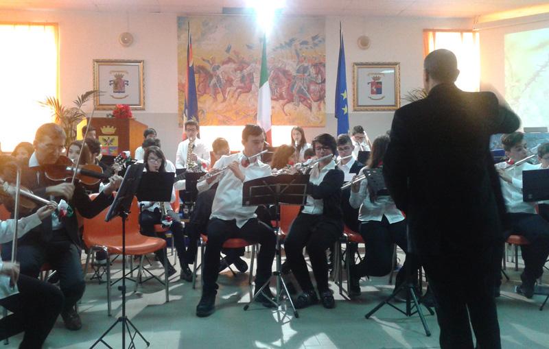 l'orchestra scolastica