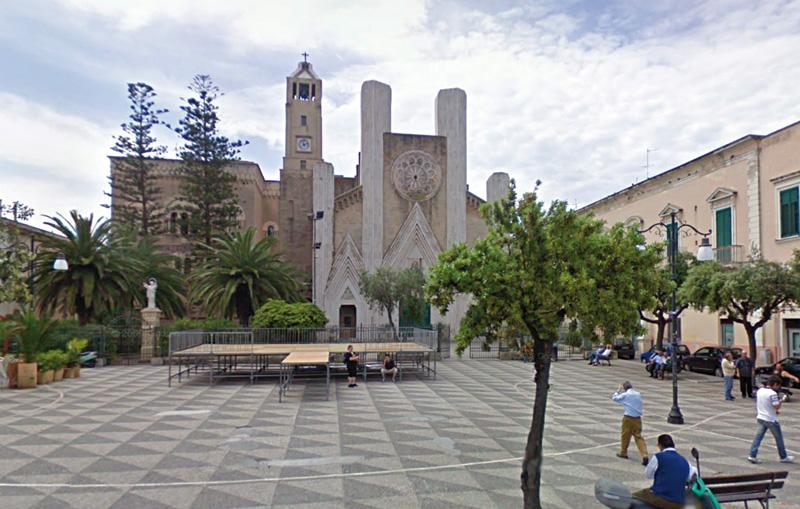 piazza tellini gallipoli
