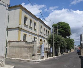La scuola in via Edificio scolastico