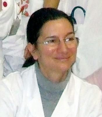 Assunta Titti Tornesello oncologa pediatrica al Fazzi di Alezio