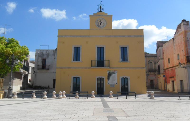 Ex Municipio ristrutturato secl