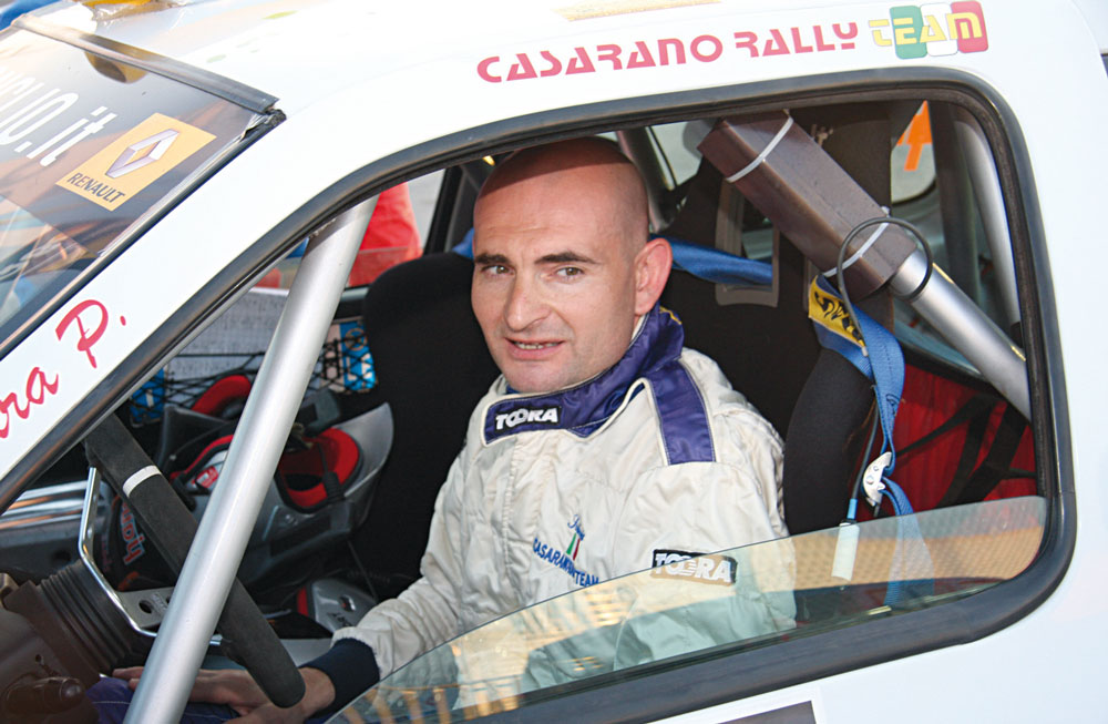 Pierpaolo-Carra-(U-S--Casarano-Rally-Team)-Salento-'11
