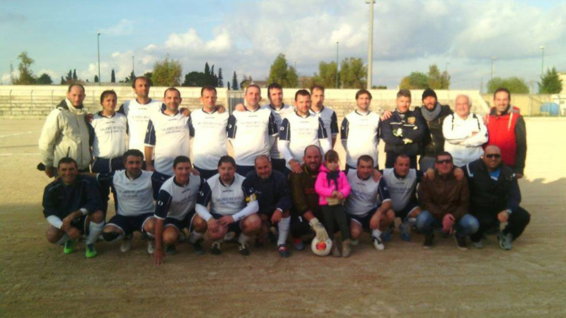 Sporting Galatone over 40