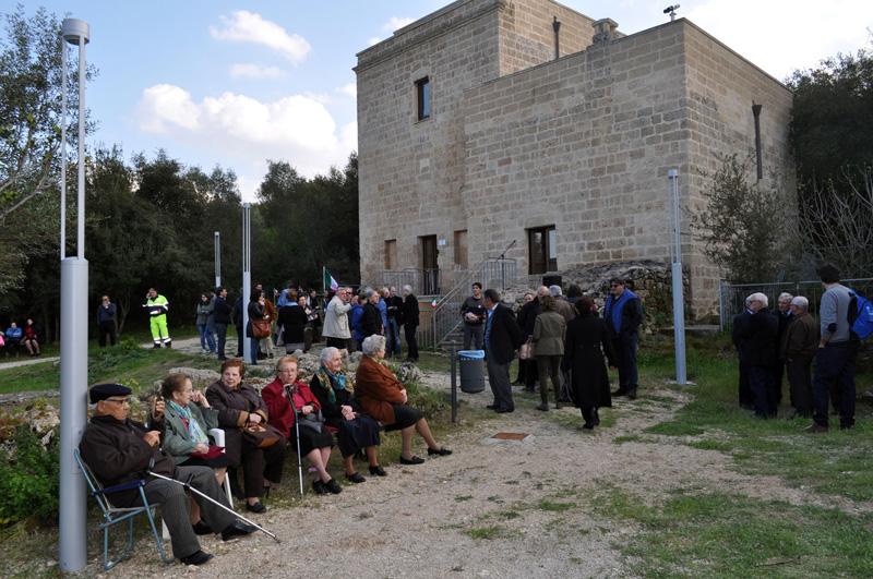 L'inaugurazione dell'Ecomuseo del 12 aprile