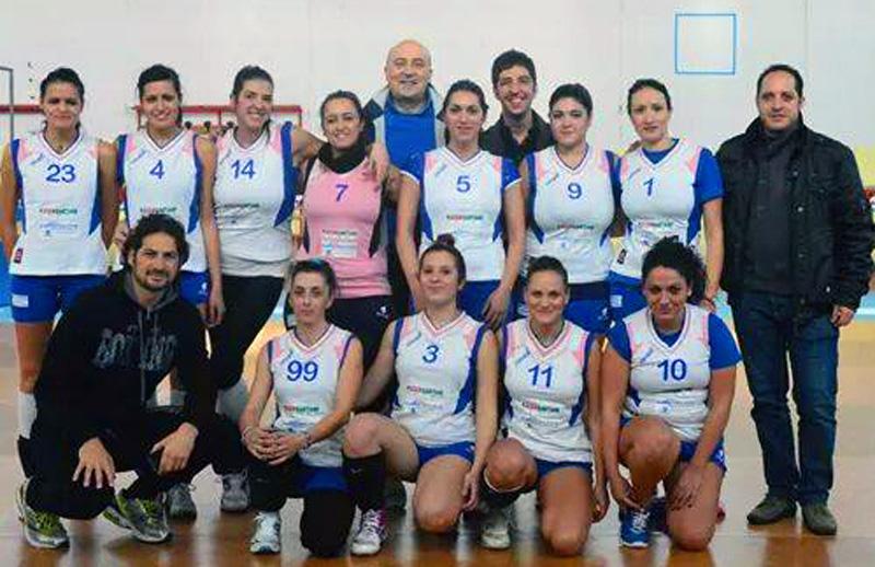 La formazione 2014-2015