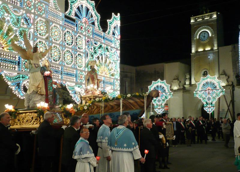 Festa San Nicola 2014 - Aradeo
