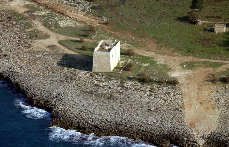 Torre Inserraglio - Veduta aerea 2