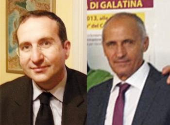 Aldo Reho e Salvatore Manfreda