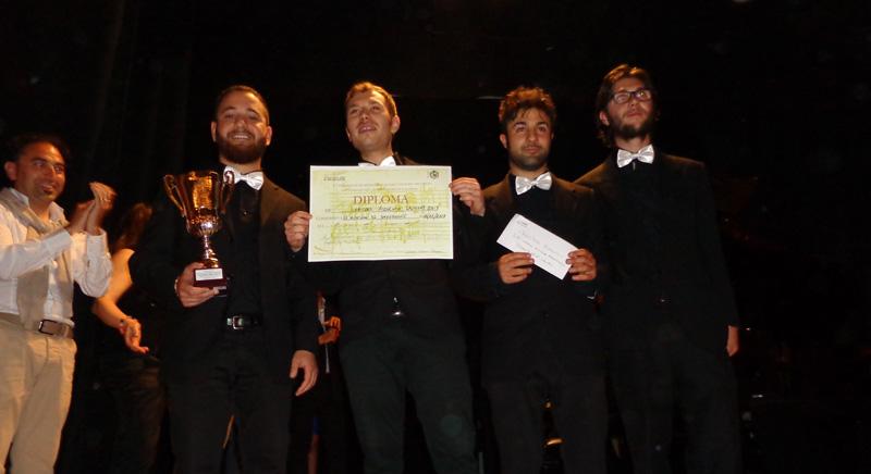 i vincitori del Tricarico