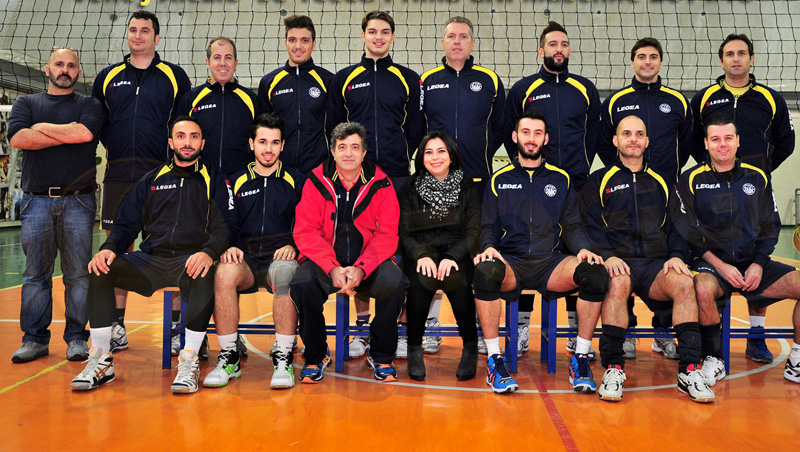 volley alezio 2014 -15