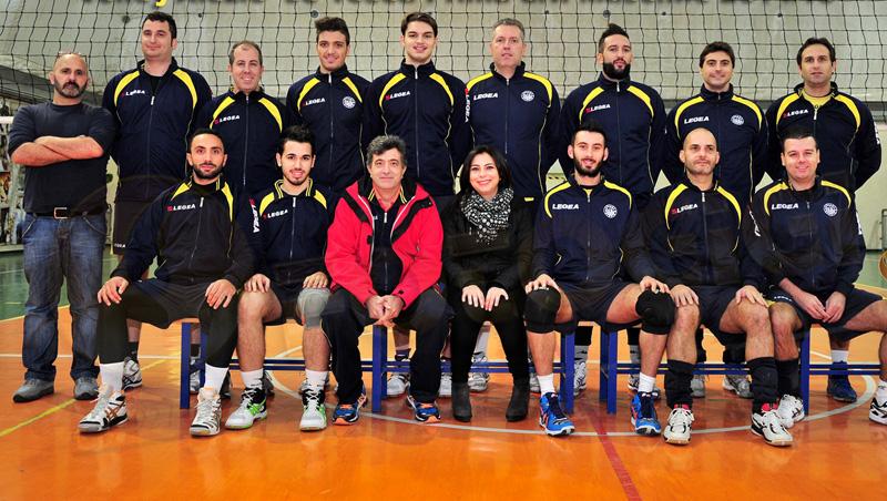 volley alezio 2014 -15