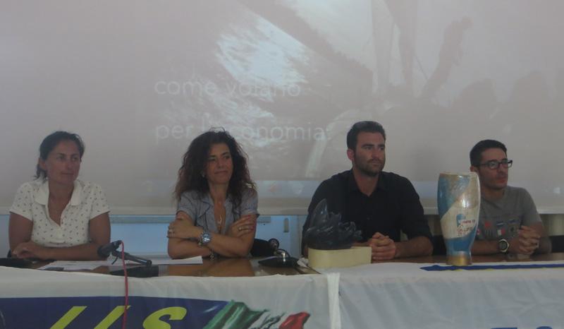 conferenza stampa  Platu