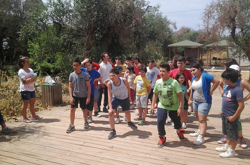 Campo Estivo Parco Archeologico - Parabita