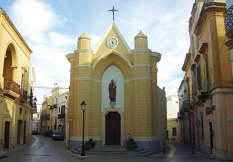 chiesa san giuseppe tuglie