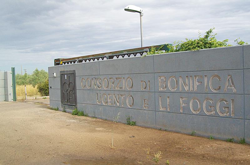 La sede del Consorzio a Ugento