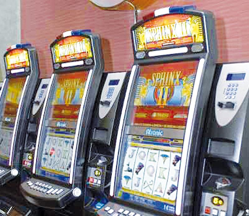 Slot machine e minorenni