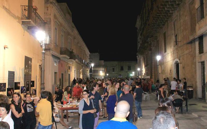 vini e vinili in piazza garibaldi 2014 foto Pejr