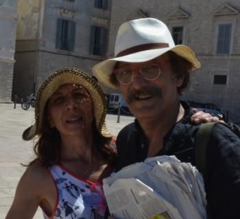 Bernardette Filippo e Nanni Pepino