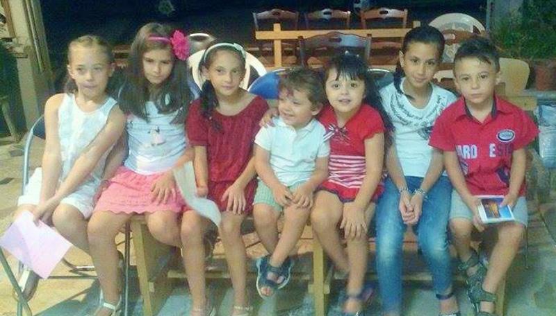 foto bambini associazione piccoli angeli taurisano