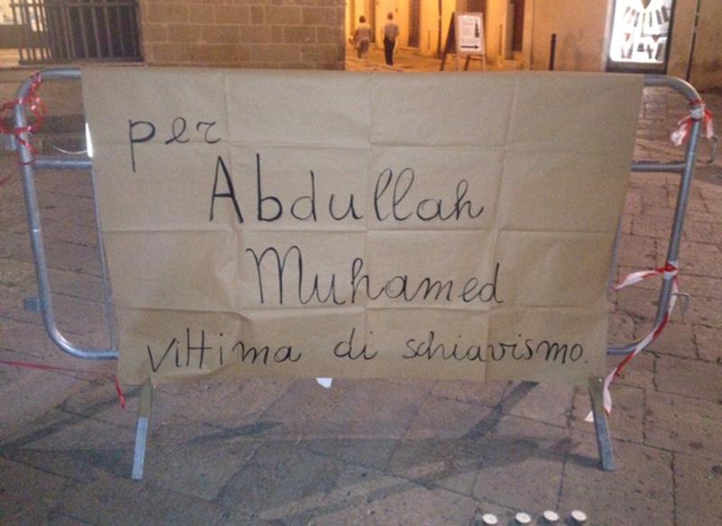manifesto per mohamed