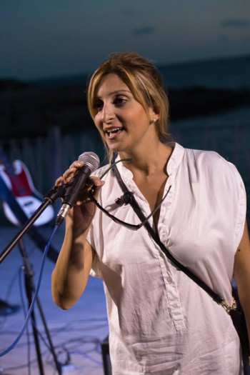 La presidente Simona Mosco