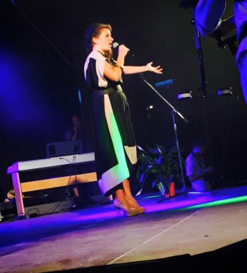 sara felline a note d'estate 2015