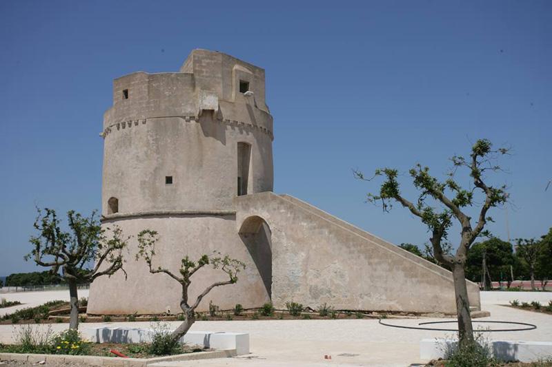 torre suda giardino costiero