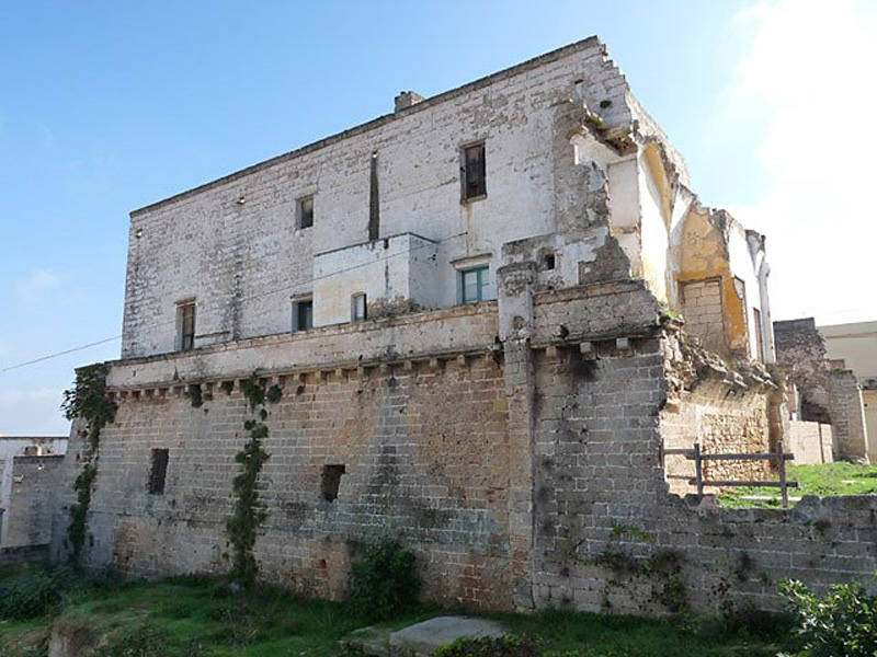 Castello Baronale Neviano