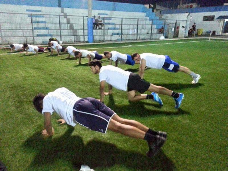 atletico racale allenamenti