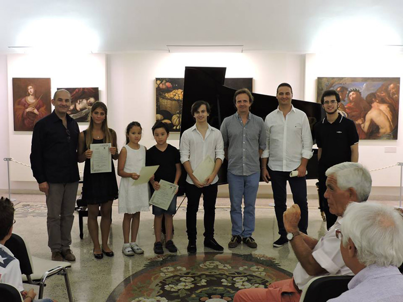 master class violino tricarico