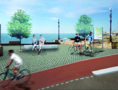 Il progetto della rete ciclabile che unirà Torre Suda e la marina di Alliste alla stazione di Racale