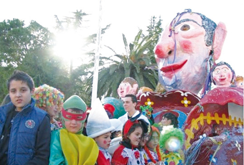 Carnevale Parabita nuova