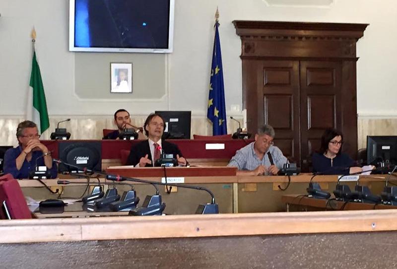 Consiglio comunale Nard