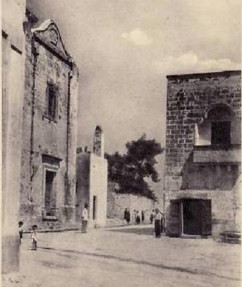 Piazza del Mercato Vecchio foto Velotti