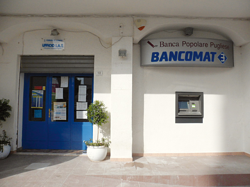 bancomat Torre S. Giovanni