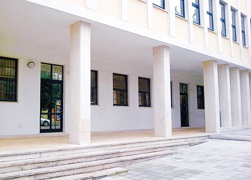 servizi sociali - nuova sede presso tribunale - casarano  (2)