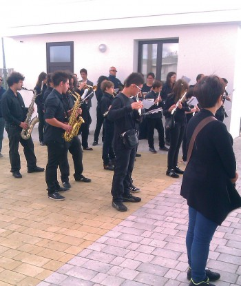 La Junior Band di Melissano