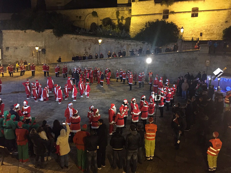 sereno variabile 2015 band babbi natale a parabita (3)