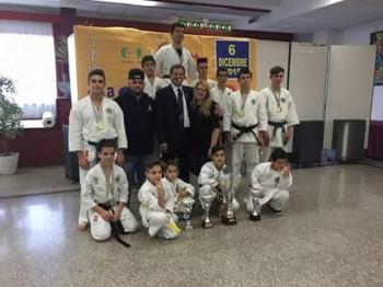 Karate Taviano la Coppa Italia